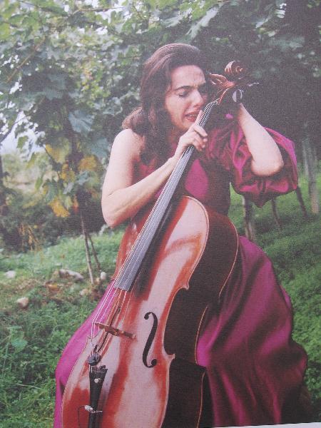 Charlotte Moorman American cellist   Charlotte Moorman