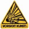 Klaus Staeck | VORSICHT KUNST! (multiple)